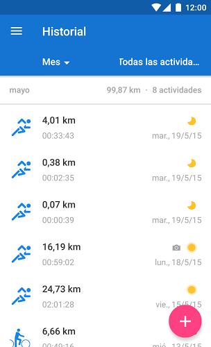 Runtastic GPS Running 2