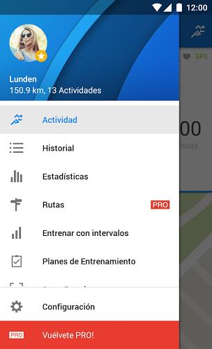 Runtastic GPS Running 5