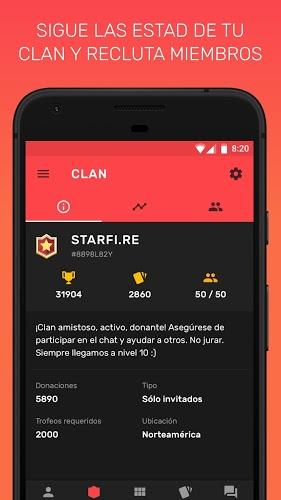Starfire para Clash Royale 2