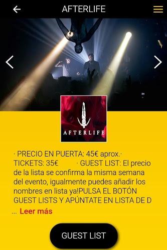 TG Ibiza Tickets & Guest Lists 4