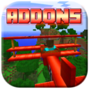 Air Vehicles Addons for MCPE