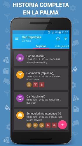 Costos del Coche – Car Expenses 2