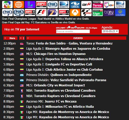 Fútbol en vivo 2