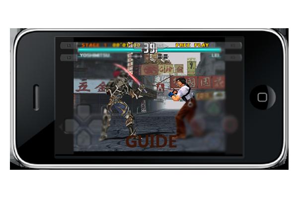 Guide Tekken 3 game 2