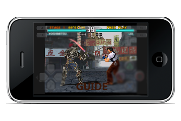 Guide Tekken 3 game 3