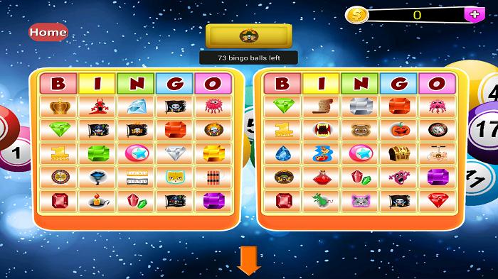 Juegos de bingo 4