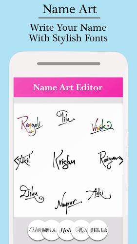My Name Pics – Name Art 1