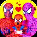 Superhero & Princess Kids IRL