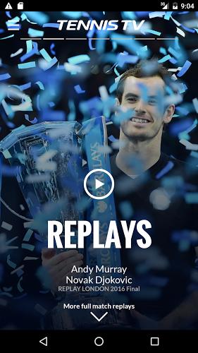 Tennis TV – Live ATP Streaming 1
