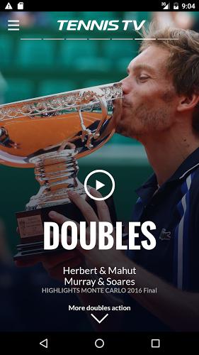 Tennis TV – Live ATP Streaming 3
