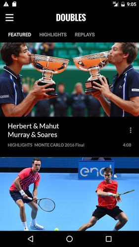 Tennis TV – Live ATP Streaming 4