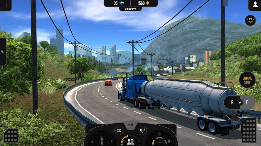 Truck Simulator PRO 2 1