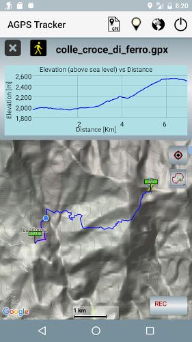 A-GPS Tracker 2