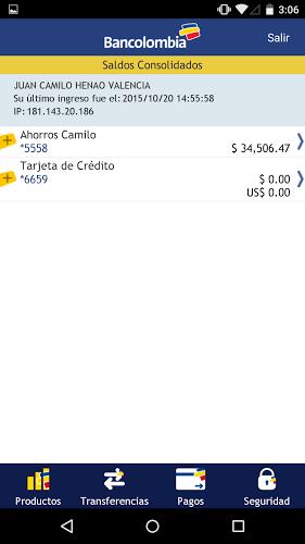 Bancolombia App Personas 2