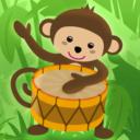 Bebé instrumentos musicales