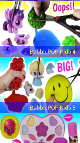 BubblePOP Kids 2