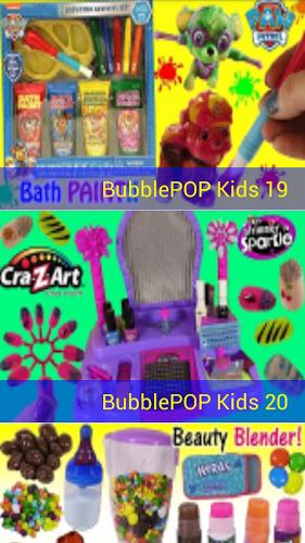 BubblePOP Kids 4