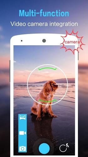 Cámara HD para Android 2