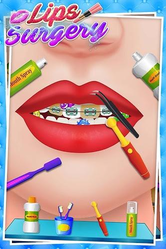 Cirugía de los labios y cambio de imagen 3
