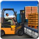 construcción simulador ciudad camión aparcamento