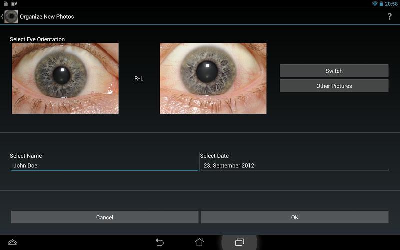Diagnóstico ocular 5