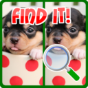 Encontrar el diferencias perro