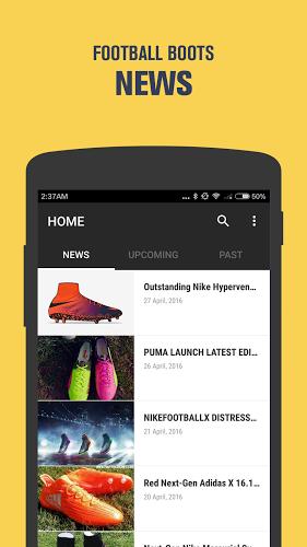 Football Silo – Boots News 1