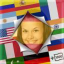 Fotomontaje bandera en tu foto