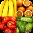 Frutas y verduras, bayas y nueces – Quiz con fotos