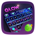 Glow GO Keyboard Theme & Emoji
