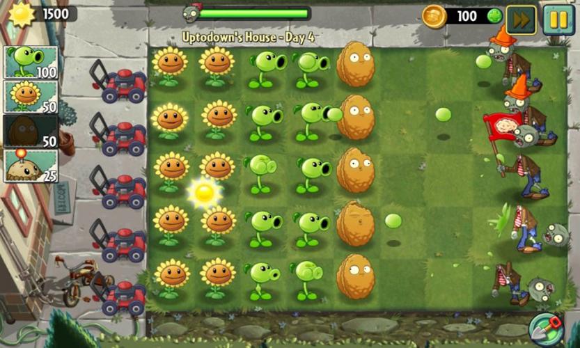 Guía para Plantas Vs Zombies 2 2