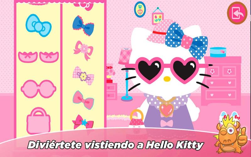 Hello Kitty Divertidos Juegos 1