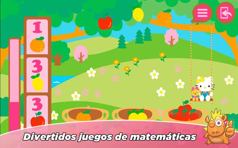 Hello Kitty Divertidos Juegos 3