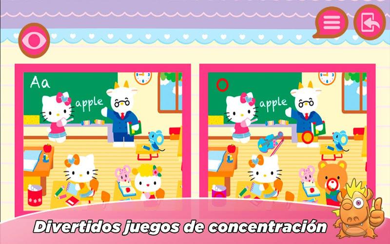 Hello Kitty Divertidos Juegos 5