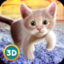 Home Cat Survival Simulator 3D