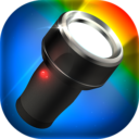 Linterna de color LED luz