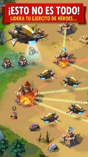 Magic Rush: Heroes 4