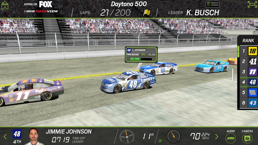 NASCAR RACEVIEW MOBILE 3