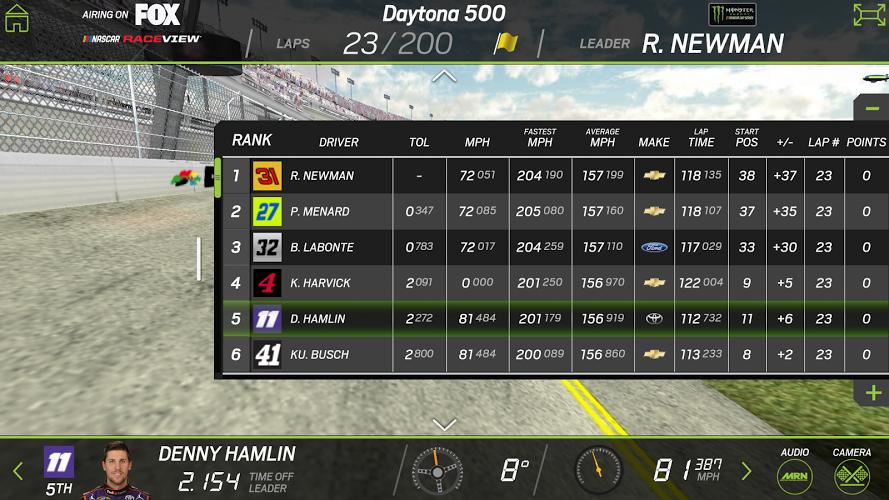 NASCAR RACEVIEW MOBILE 4