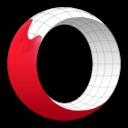 Navegador Opera versión beta