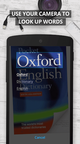 Oxford Dictionary of English 5