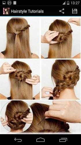Peinados paso a paso 2