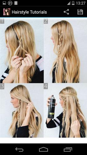 Peinados paso a paso 3