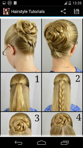 Peinados paso a paso 5