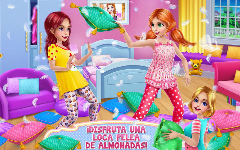 Pijamada – Spa y Diversión 2