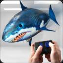 RC Volador Tiburón Sim Juego