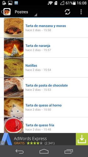 Recetas de cocina 2