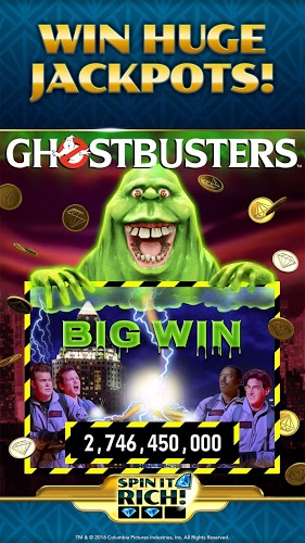 Spin It Rich Free Slots
