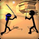 Stickman Ninja Guerrero 3D