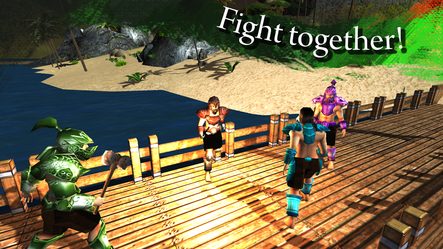 Survival Island Online MMO 1